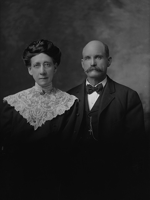 James McNamee and Ruth Edwards McNamee