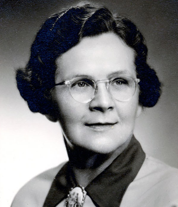 Beulah Williams Rogers