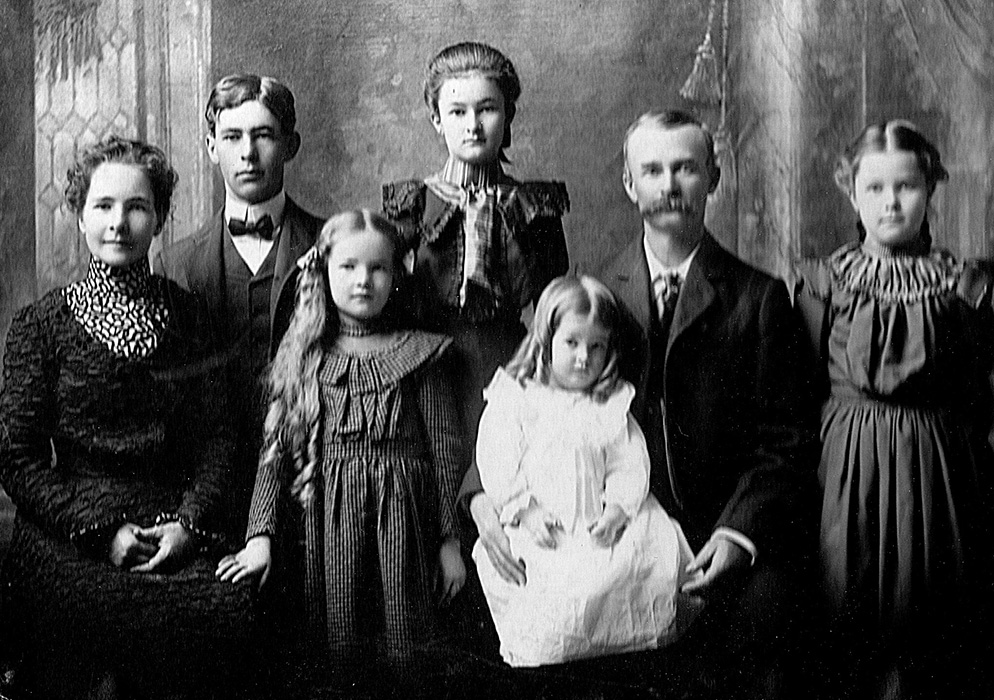 John West Edwards Family